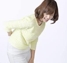 腰痛での症状